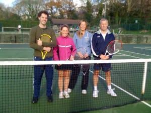 perran-tennis-team