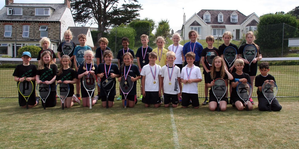 Perran Tennis Inter Primary Schools Tournament